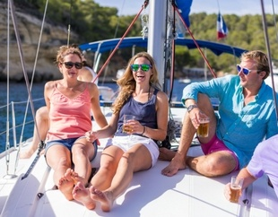 Sunsail Mallorca flotilla