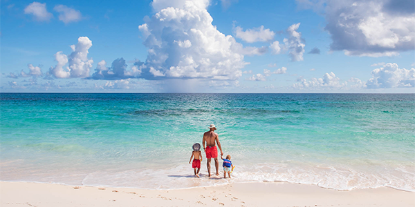 Destination of the month: Bahamas