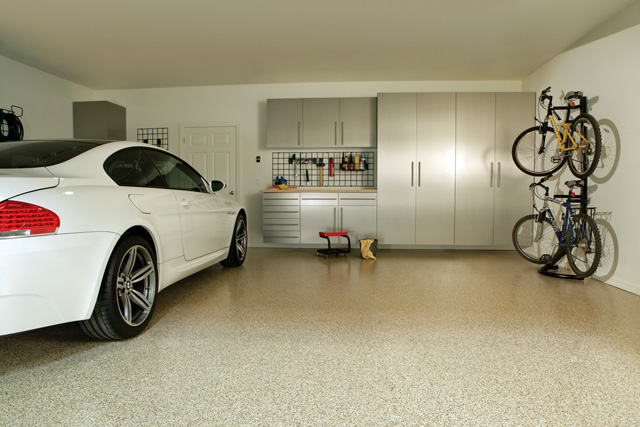 What Makes A Professional Garage Floor Coating Last