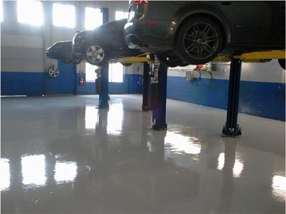Commercial Floor Coatings 5 Reasons To Epoxy Coat Your
