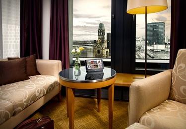 SuitePad für Stadthotels