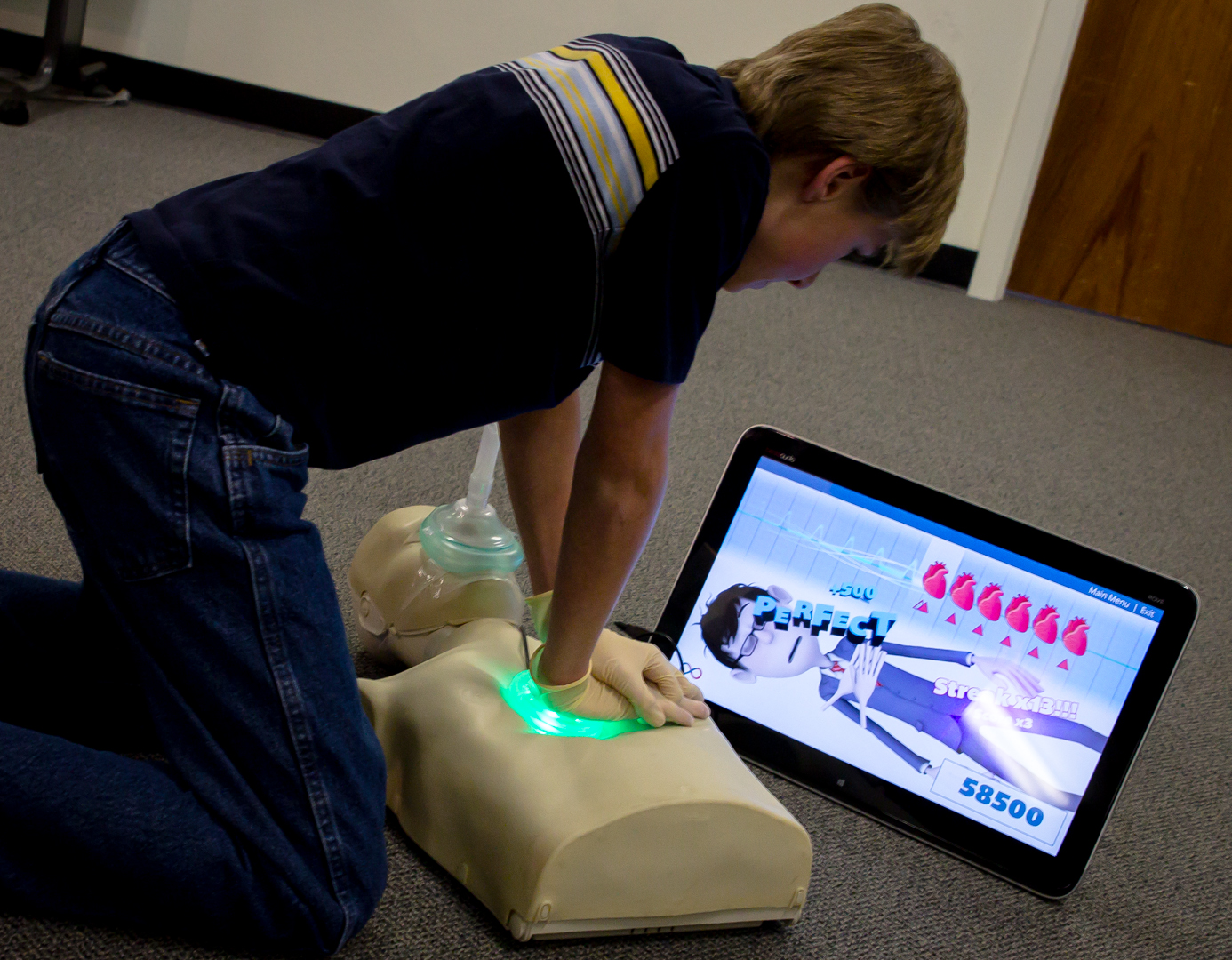 The Connection Between Music and CPR Skill Training – Feel the Beat