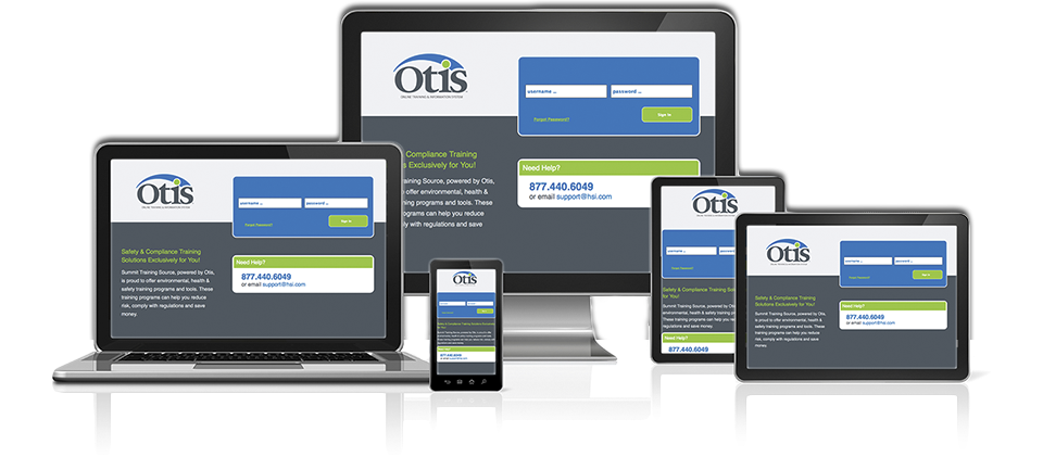otis the online training information system. Black Bedroom Furniture Sets. Home Design Ideas