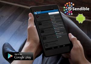 Social Media Management on the Go (Mobile App)