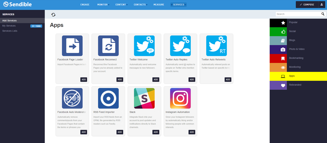 Automatically Grow Your Instagram Following With Sendible