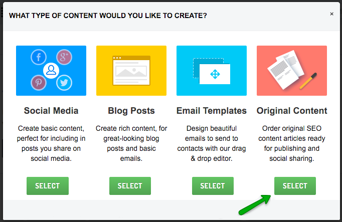 Drive Traffic to Your Website With Sendible's Content Creation Feature