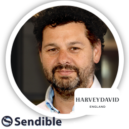 Social Media Interview: David Sloly at HarveyDavid