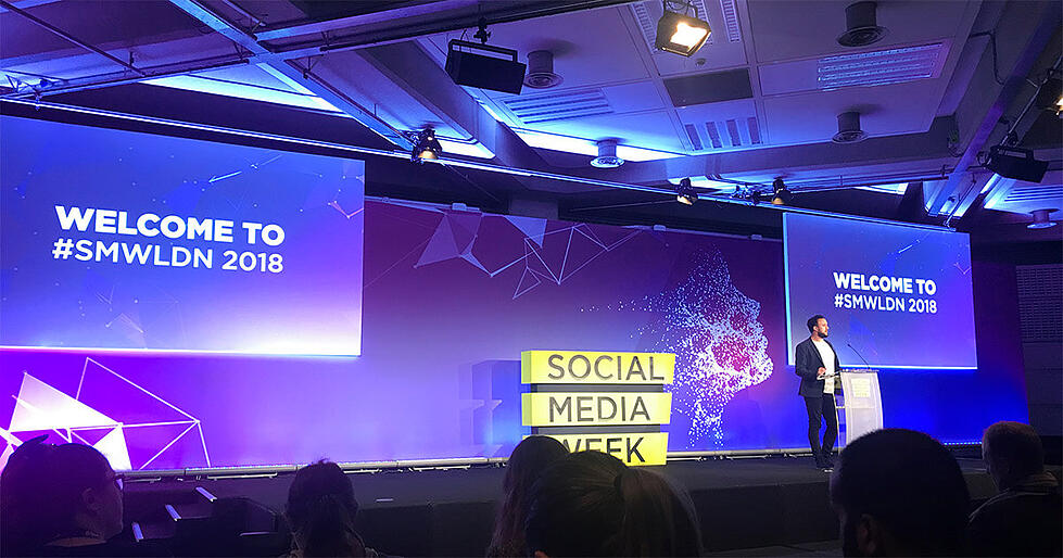9 Social Media Trends for 2019 from Social Media Week London