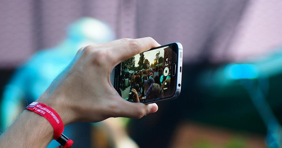 How Live Streaming Can Integrate With Your Social Media Strategy at Events