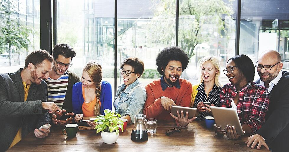 The Top 8 Benefits of Social Media for Business