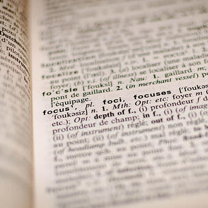 celebrate thesaurus day - photo by Romain Vignes via unsplash