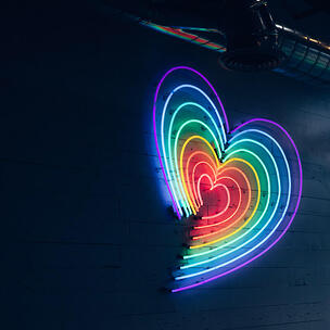 celebrate lgbt history month - photo Jiroe via unsplash