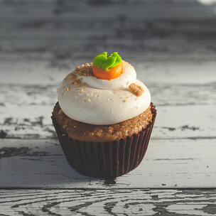 celebrate national carrot cake day - photo by Joseph Gonzalez via unsplash