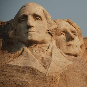 celebrate presidents day - photo by Ronda Darby via unsplash