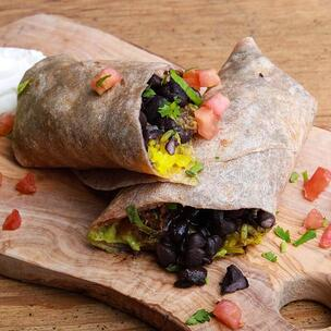 celebrate national burrito day - photo by Creative Headline via unsplash