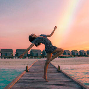 celebrate international dance day Drew Colins via unsplash