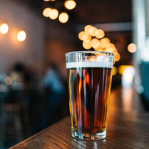 celebrate national beer day - photo by Jonas Jacobsson via unsplash