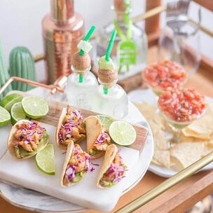 celebrate cinco de mayo - photo by Heather Ford via unsplash