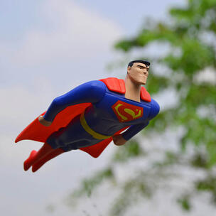 celebrate superman day - photo by Yogi Purnama via unsplash