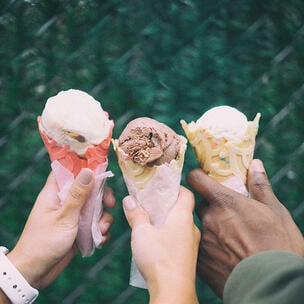 Enjoy Ice Cream Day - photo by Mark Cruz via Unsplash