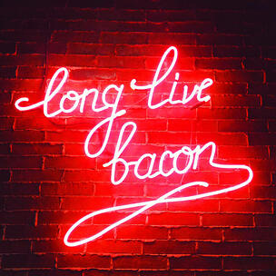 Celebrate Bacon Day - photo by Antonio Barroro via Unsplash