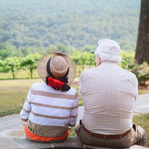 Celebrate Grandparents' Day - photo by Christian Bowen via Unsplash