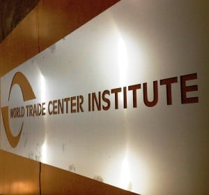 A World Trade Institute Deserving of a World-Class Sign