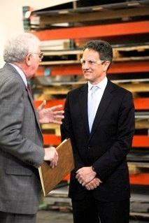 How Tim Geithner helped us add a robot and 3 employees