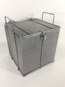 Creating The Perfect Custom Parts Washing Baskets For