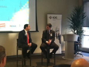 New York Times Editor Interviews Marlin Steel at ICIC