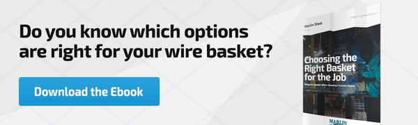 Which is Better for Parts Washing Baskets: Teflon or Halar?