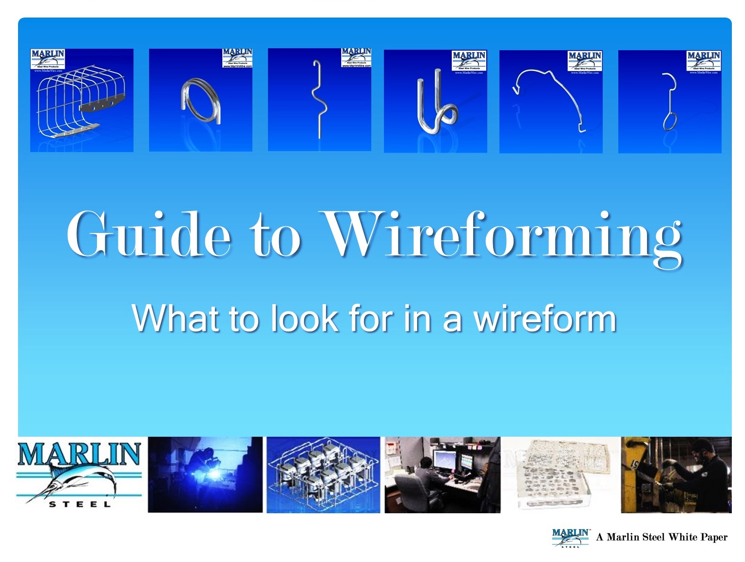 Guide to Wireforming