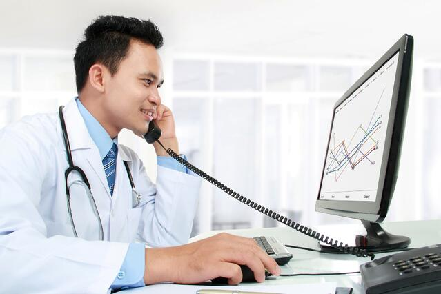 using an intranet for patient satisfaction