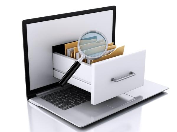bigstock--d-laptop-magnifying-glass-an-77999777