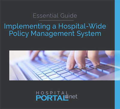 Hospital Policy Management ebook