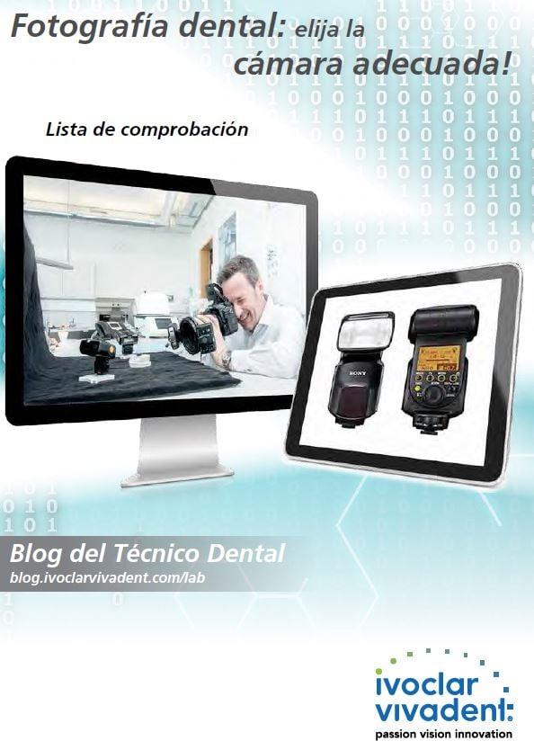 Lista de comprobación: Fotografía dental