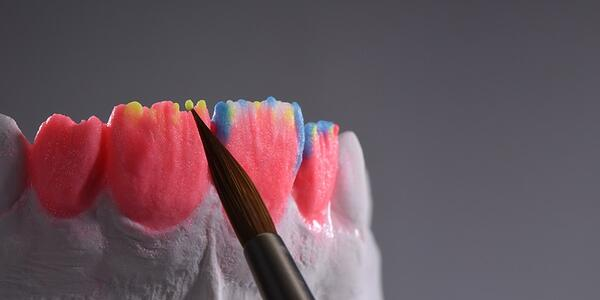 The Story Behind the New Power Dentin and Incisal materials