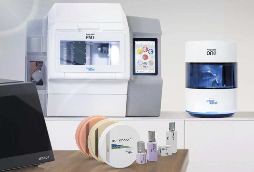 Ivoclar Vivadent Contributes to Shaping the Future of Digital Prosthetics