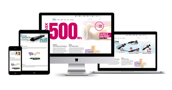 How Our New Website Will Streamline and Enhance Your Dentistry Work Life