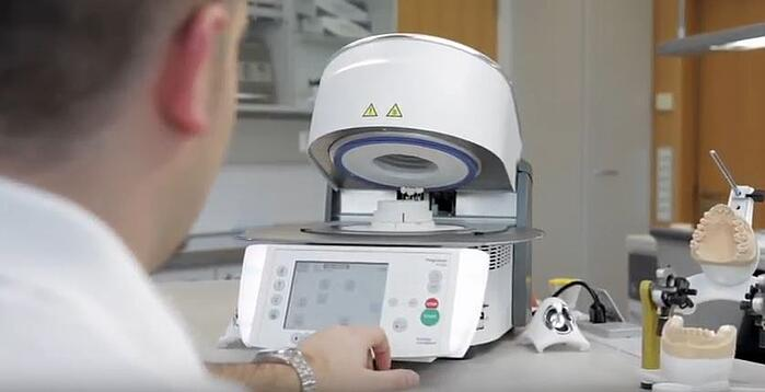 Efficiency in the dental laboratory: Calibrating ceramic furnaces correctly