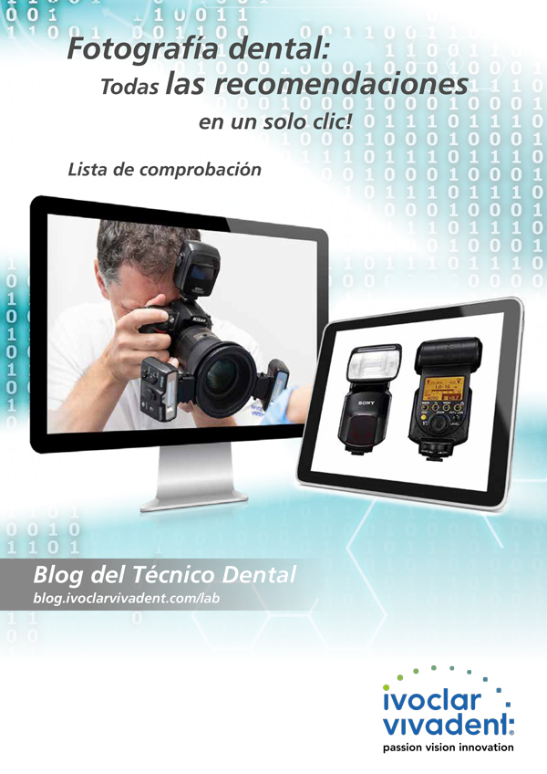 Fotografía dental: Todas las recomendaciones en un solo clic