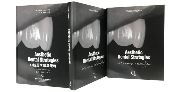 Presentación bibliográfica: conozca Aesthetic Dental Strategies de Stefano Inglese