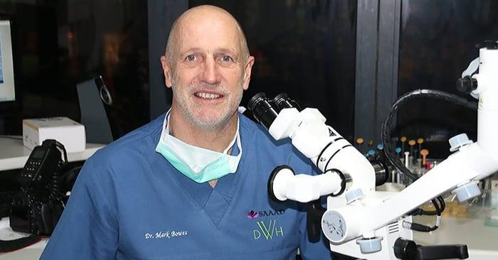 Un bon dentiste regarde d'abord le visage, puis les dents