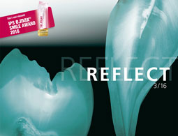 Nuovo Reflect con i casi vincitori dell'IPS e.max Smile Award