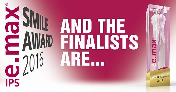 Smile Award: Finalists selected