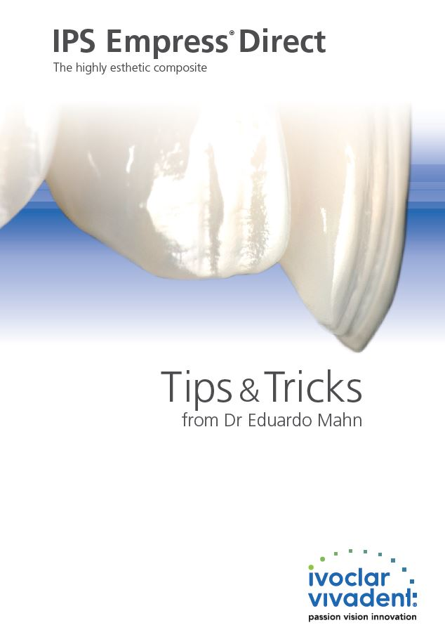 Tips & Tricks from Dr Eduardo Mahn