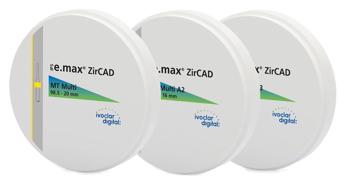How IPS e.max® ZirCAD Multi Zirconia Solved a Case of Worn Teeth