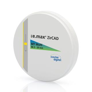 IPS e.max ZirCAD MT Multi