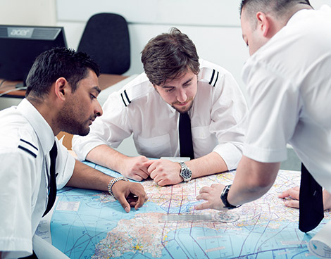 Flight Instructor Courses