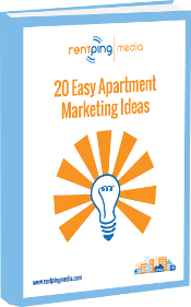 eBook: 20 Easy Apartment Marketing Ideas